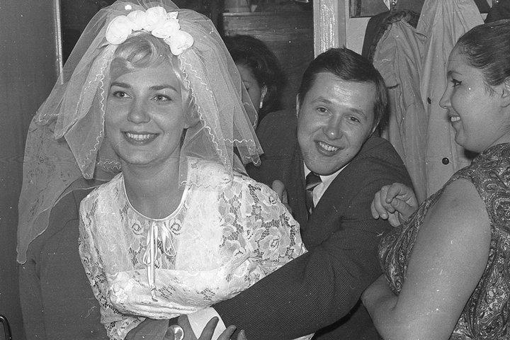Свадьба в СССР, как это было (2)