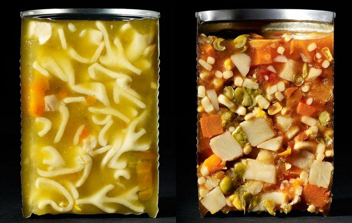 Еда в разрезе (2)