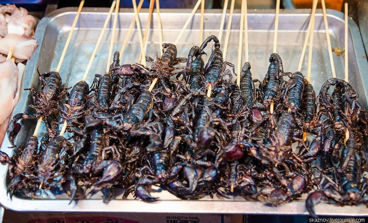 Необычная еда в Китае (5)