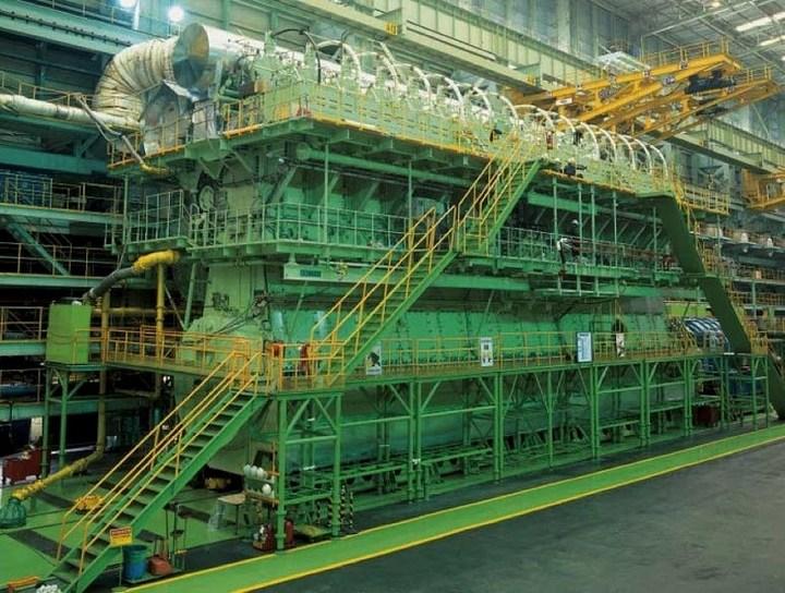 самый большой и мощный мотор в мире RT-flex96C (5)
