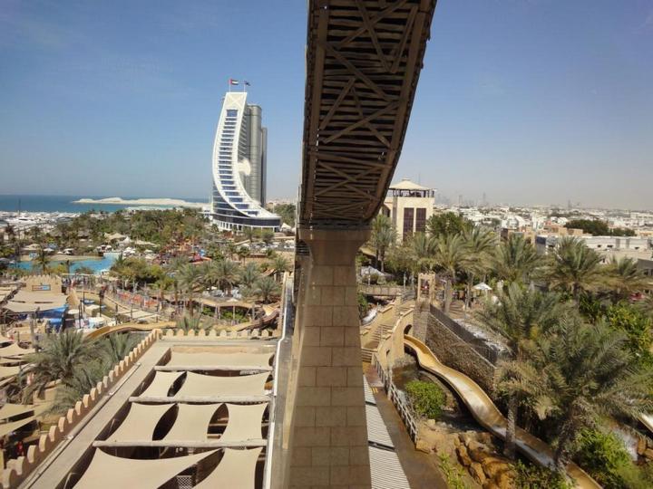 Вайлд Вади — Аквапарк в Дубае (7)
