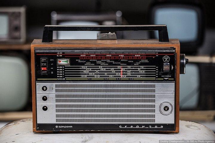 старая советская электроника (1)