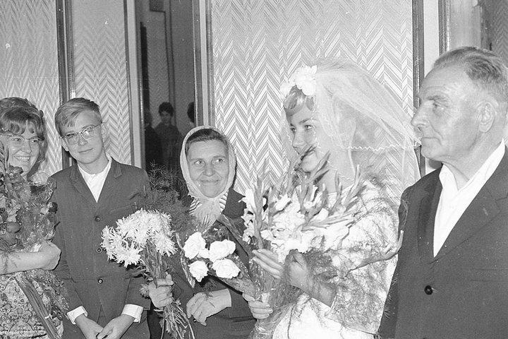 Свадьба в СССР, как это было (11)