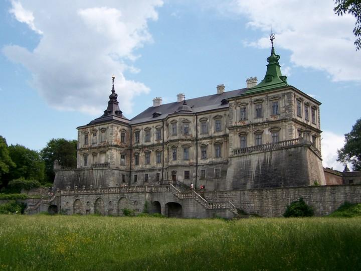 Старый заброшенный замок в Украине. Абандон. Подгорецкий замок (12)