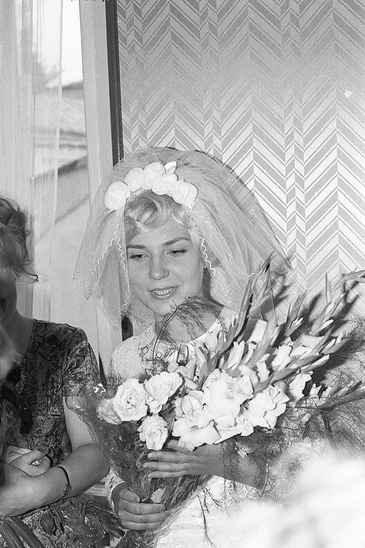 Свадьба в СССР, как это было (12)