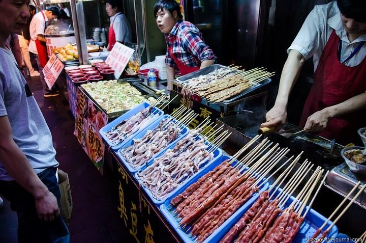 Необычная еда в Китае (13)