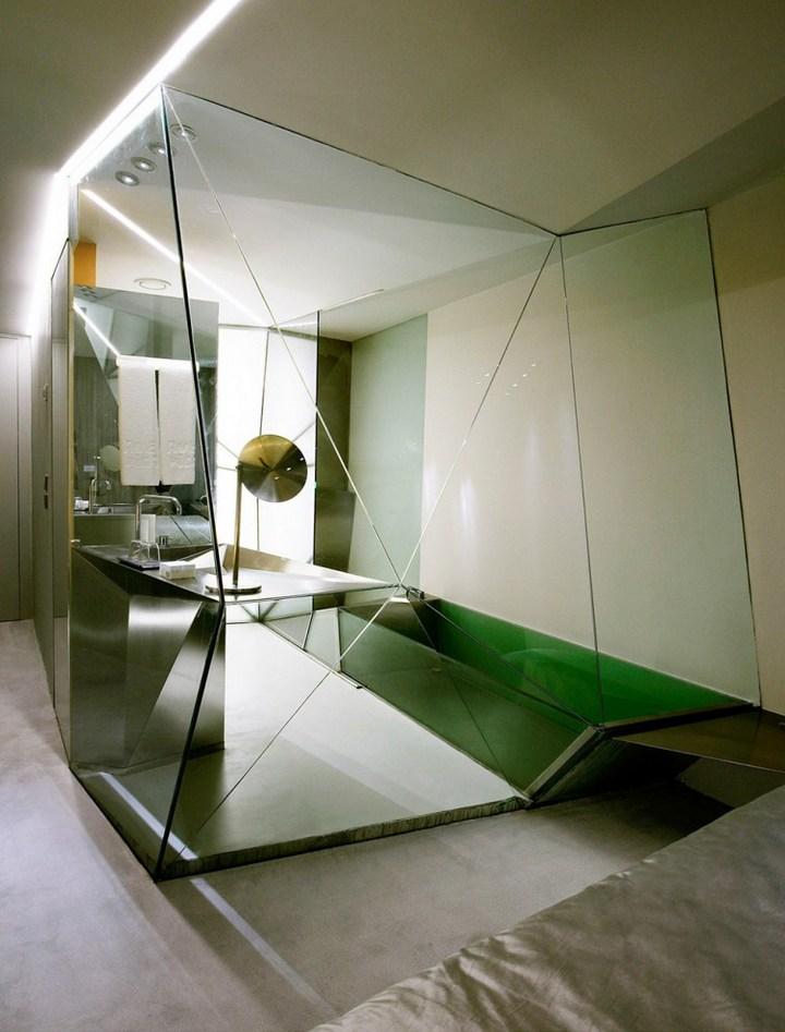Hotel Puerta América необычный отель в Испании (14)