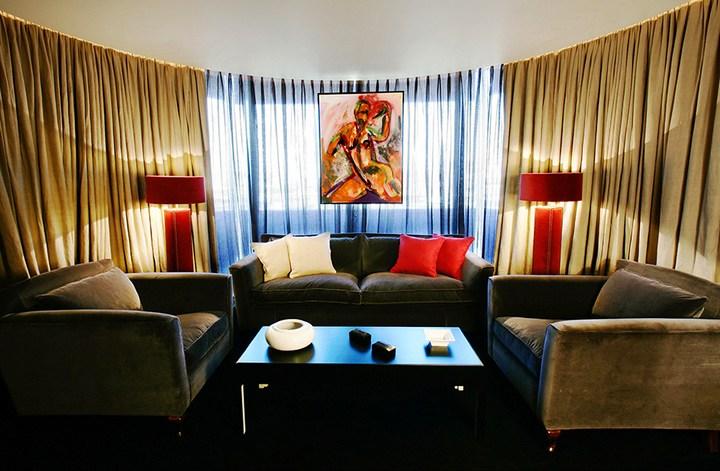 Hotel Puerta América необычный отель в Испании (17)