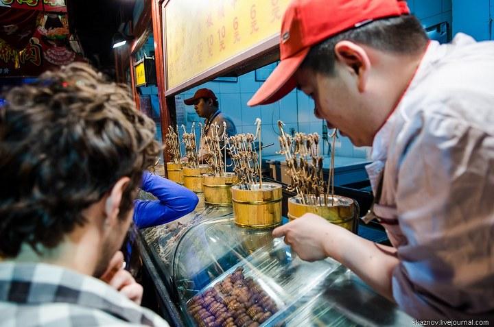 Необычная еда в Китае (18)