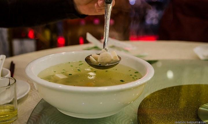 Необычная еда в Китае (23)