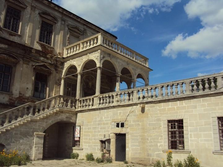 Старый заброшенный замок в Украине. Абандон. Подгорецкий замок (32)