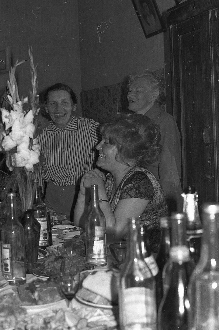 Свадьба в СССР, как это было (33)