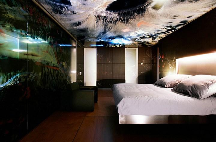 Hotel Puerta América необычный отель в Испании (35)