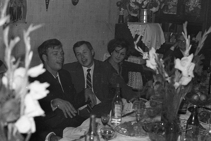 Свадьба в СССР, как это было (36)