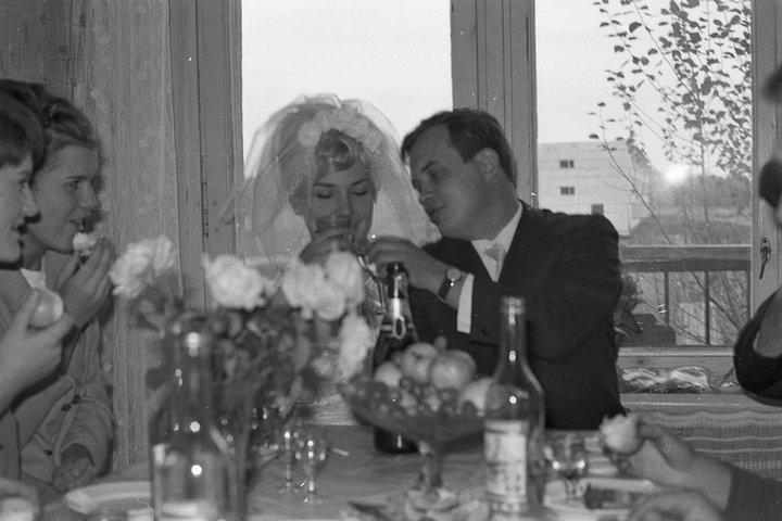 Свадьба в СССР, как это было (37)
