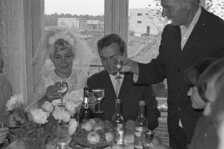 Свадьба в СССР, как это было (38)