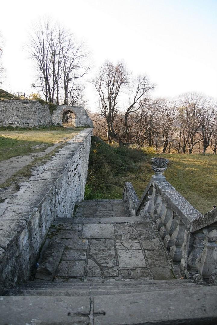 Старый заброшенный замок в Украине. Абандон. Подгорецкий замок (39)