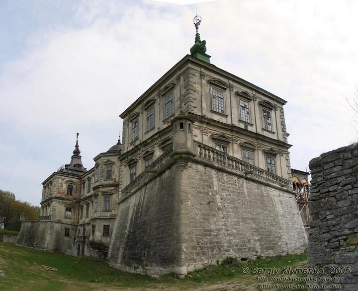 Старый заброшенный замок в Украине. Абандон. Подгорецкий замок (40)