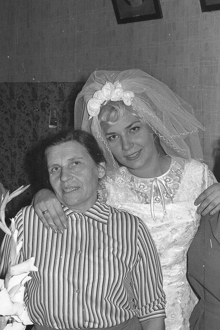 Свадьба в СССР, как это было (40)