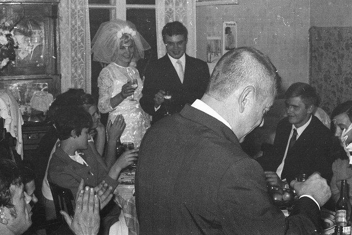 Свадьба в СССР, как это было (53)