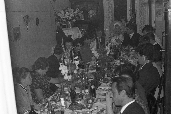 Свадьба в СССР, как это было (57)