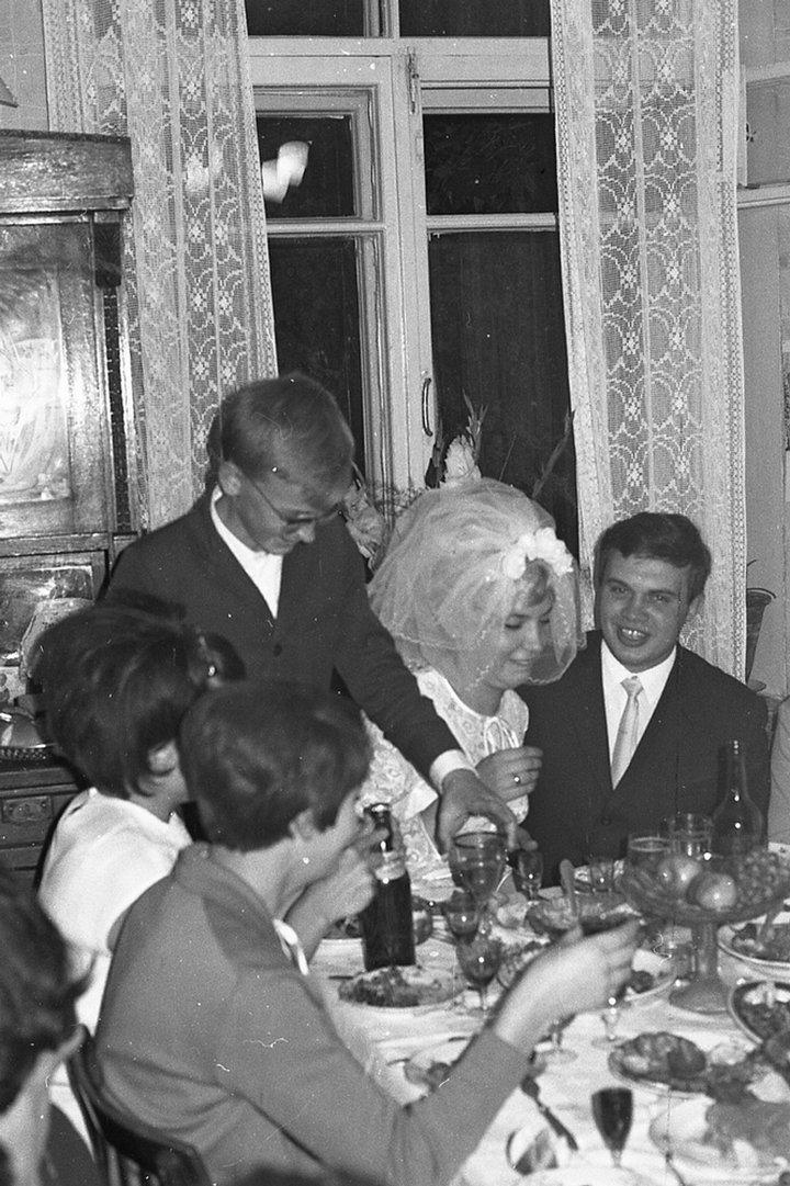 Свадьба в СССР, как это было (60)