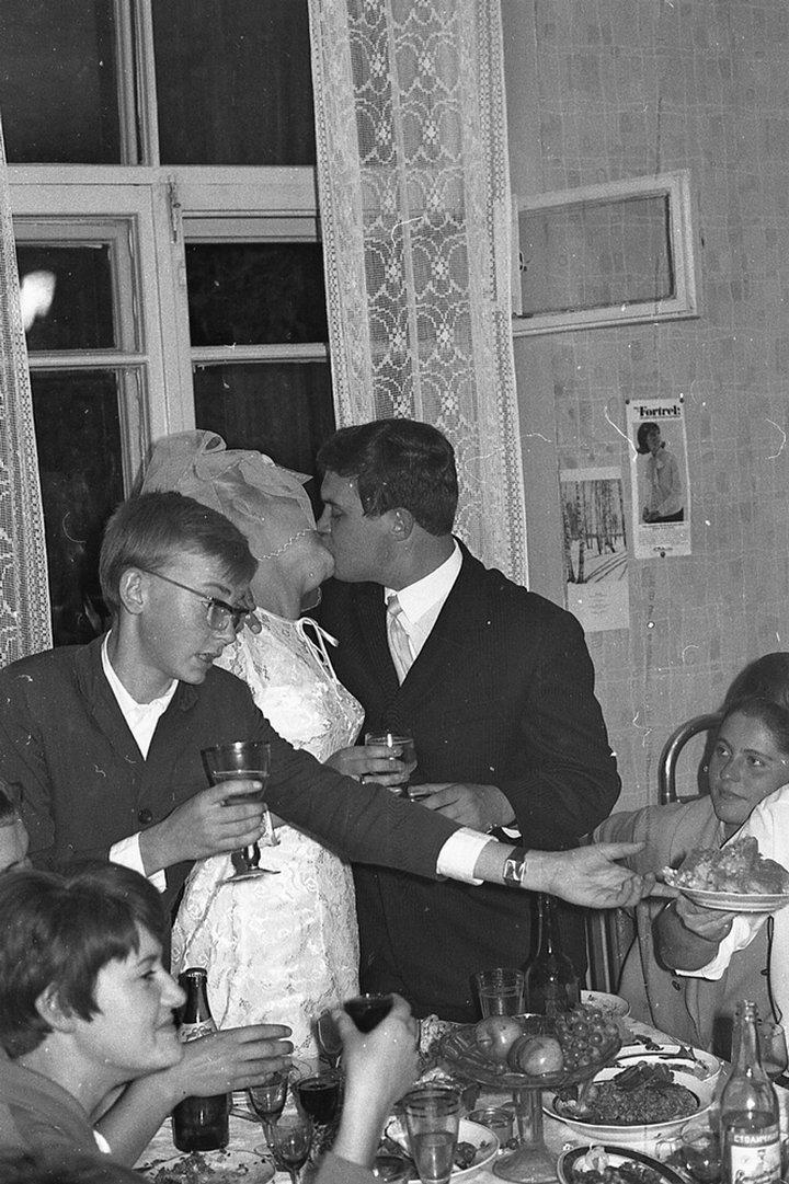 Свадьба в СССР, как это было (61)