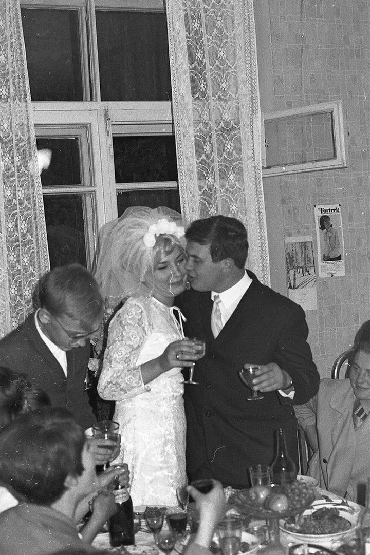 Свадьба в СССР, как это было (62)