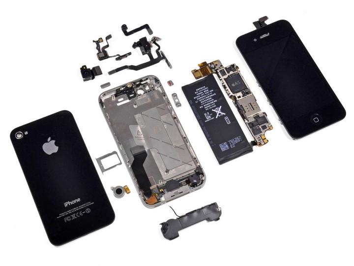 Срочный ремонт iPhone в Москве качественно, быстро и по приемлемой цене. (2)