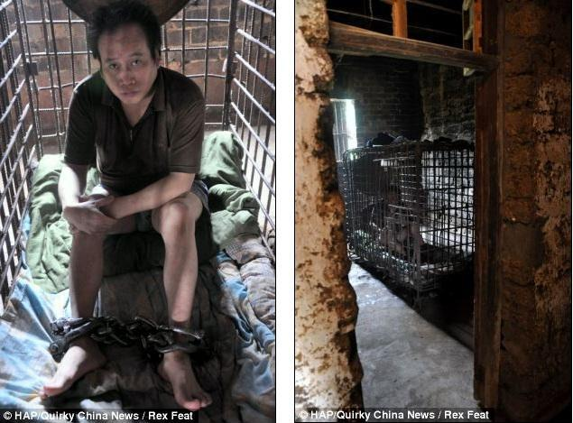 12 лет в клетке — страшное наказание (2)