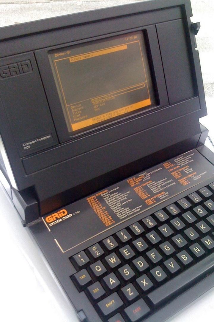 GRID COMPASS (1982)