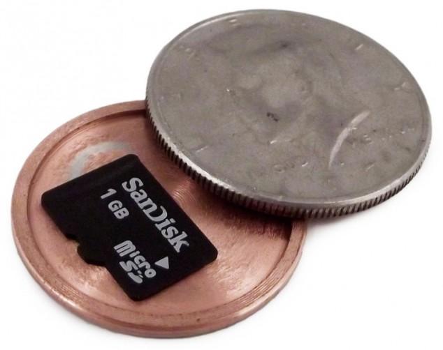Шпионские монеты, необычные разборные монеты с пространством внутри (6)