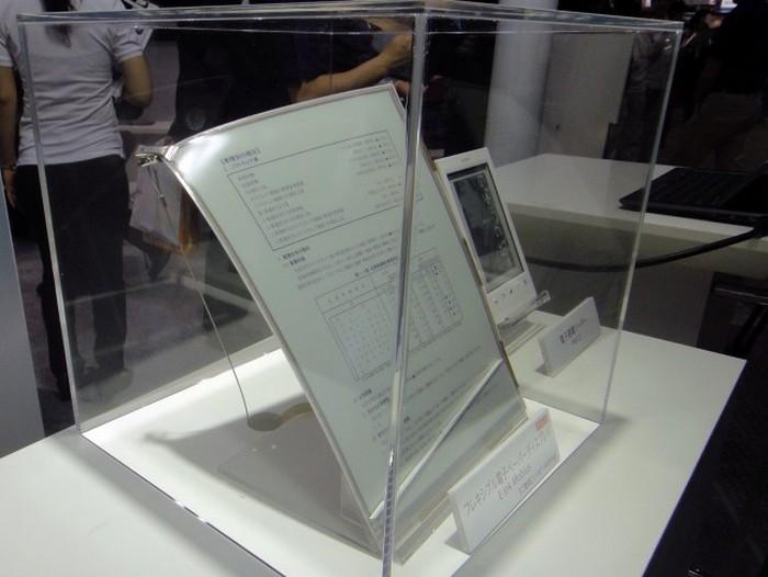 Электронная тетрадь SONY с экраном формата A4 1200 x 1600 пикселей (11)