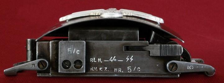 Пряжка-пистолет нацистских офицеров СС (7)