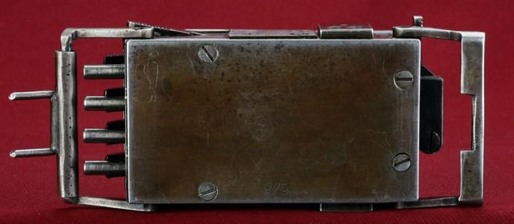 Пряжка-пистолет нацистских офицеров СС (8)