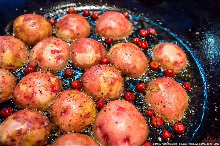 Три небанальных блюда из молодого картофеля (12)