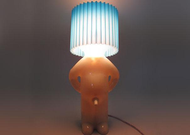 Самые необычные и стильные светильники и люстры (7)