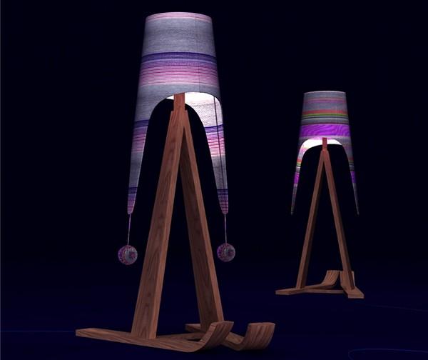 Самые необычные и стильные светильники и люстры (10)