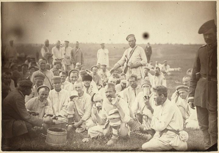 Уникальные старые фотографии из каторги. Лица каторжан, фото каторжников (3)