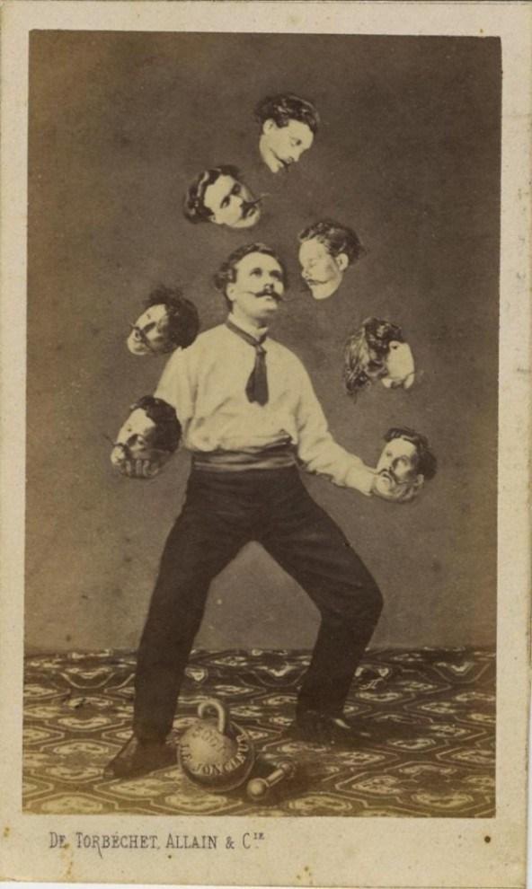 Старые фотографии без головы (6)