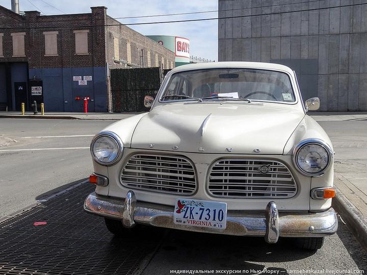 Фото старых американских машин Нью-Йорка. Ностальгия (1)