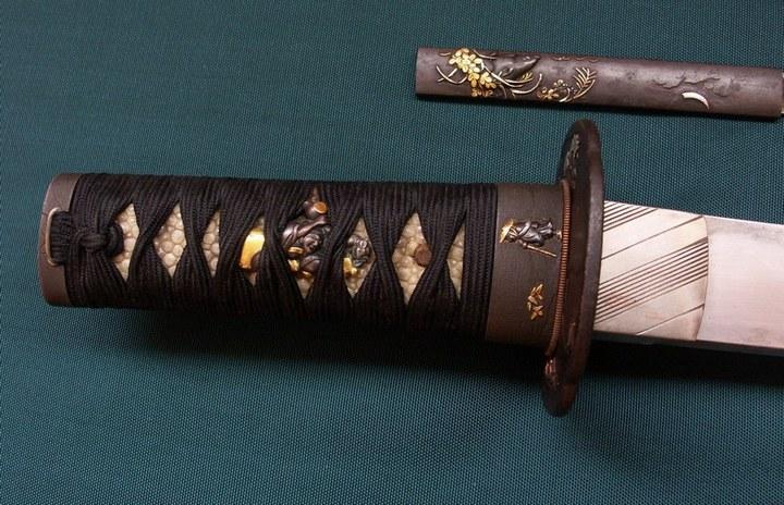 Японское холодное оружие (1)