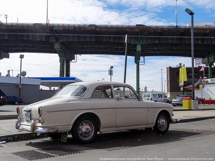 Фото старых американских машин Нью-Йорка. Ностальгия (2)