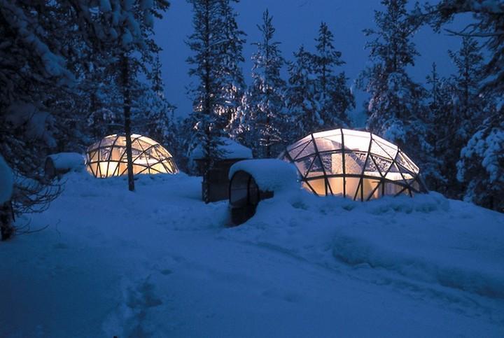 Самый необычный отель в Финляндии (3)