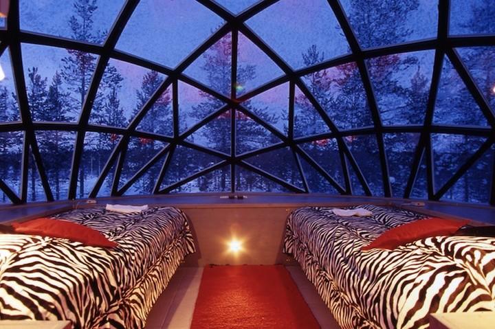 Самый необычный отель в Финляндии (6)