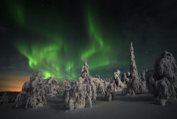Самый необычный отель в Финляндии (7)