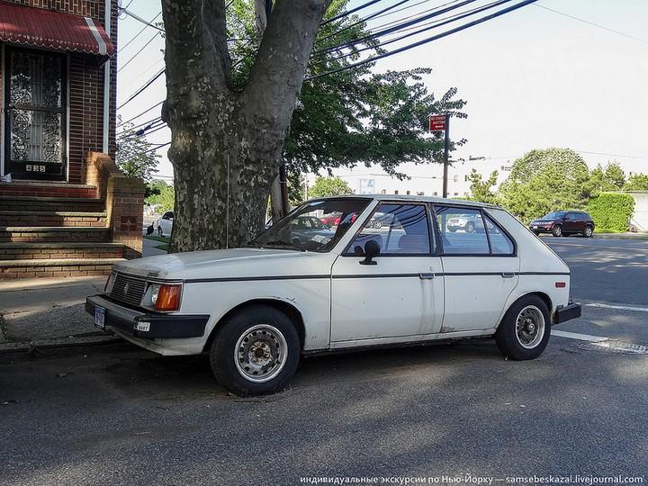 Фото старых американских машин Нью-Йорка. Ностальгия (8)