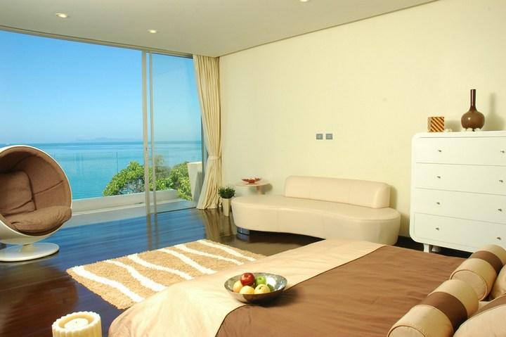 Роскошная вилла в Тайланде — Villa Beige, красивый отель с видом на море (9)