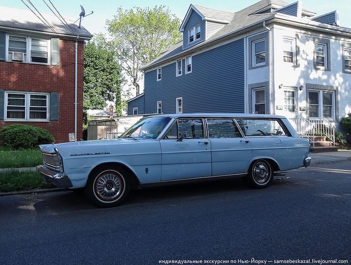 Фото старых американских машин Нью-Йорка. Ностальгия (9)