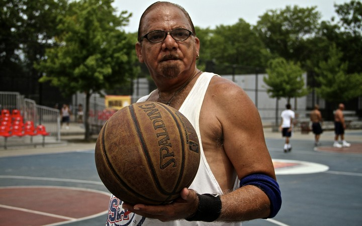 Нью-Йорк в лицах, жители Нью-Йорка (50)